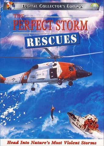 The Perfect Storm - Rescues DVD Movie