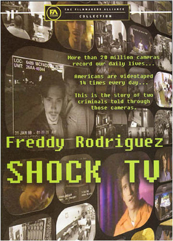 Shock TV DVD Movie
