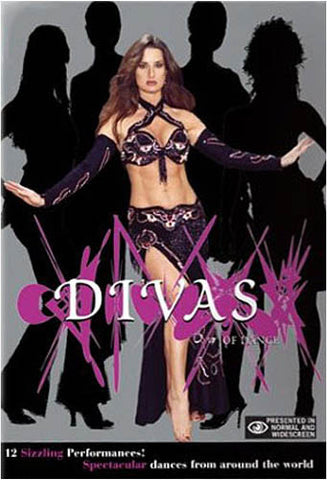 Divas Of Dance DVD Movie