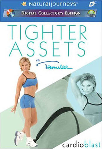 Tighter Assets - Cardio Blast DVD Movie