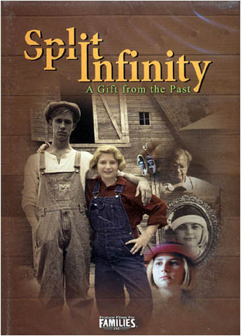Split Infinity - A Gift From the Past DVD Movie