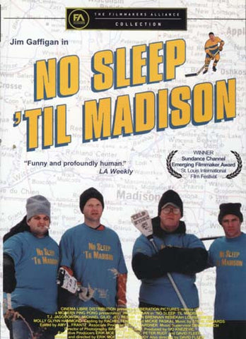 No Sleep 'til Madison DVD Movie