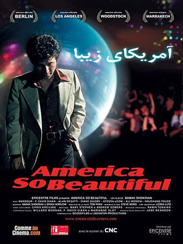 America So Beautiful DVD Movie