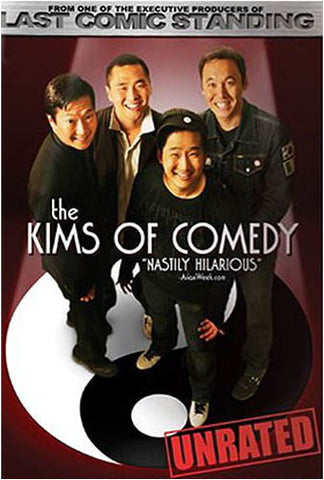 The Kims of Comedy DVD Movie