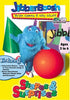 JibberBoosh - Shapes and Surprises DVD Movie