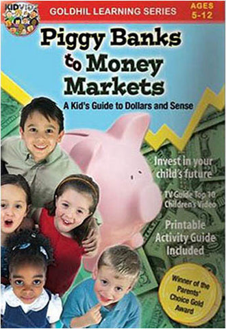 Piggy Banks to Money Markets DVD Movie