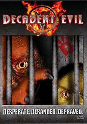 Decadent Evil DVD Movie