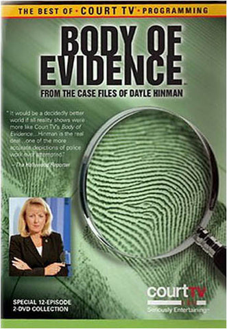 Body of Evidence - The Best of Court TV DVD Movie