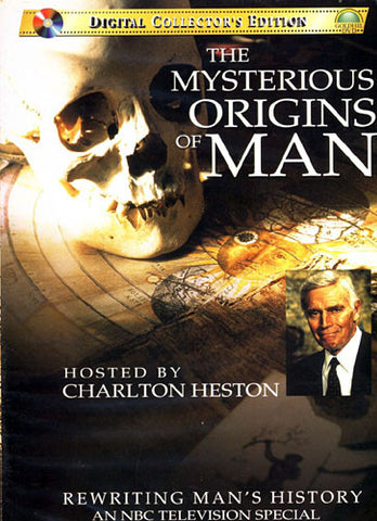 The Mysterious Origins of Man: Rewriting Man's History DVD Movie