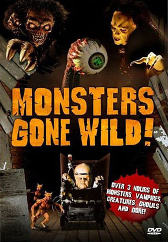 Monsters Gone Wild DVD Movie