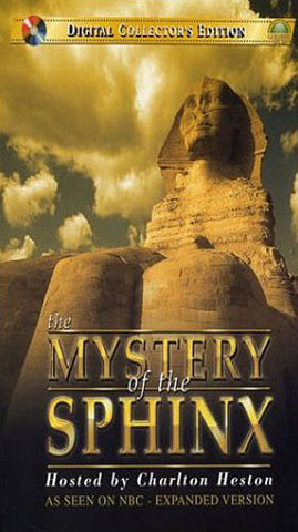 The Mystery of the Sphinx DVD Movie
