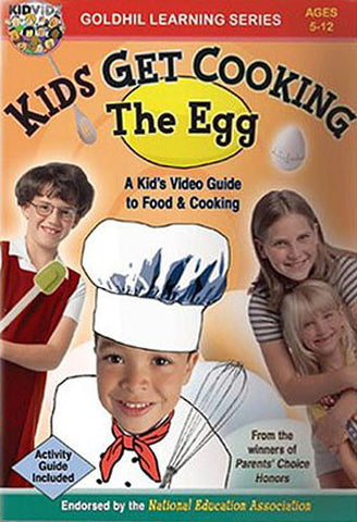 Kids Get Cooking - The Egg DVD Movie