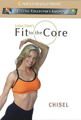 Leisa Hart's Fit to the Core - Chisel DVD Movie