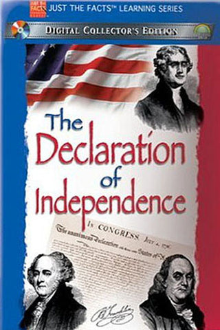 The Declaration of Independence -Just the Facts DVD Movie