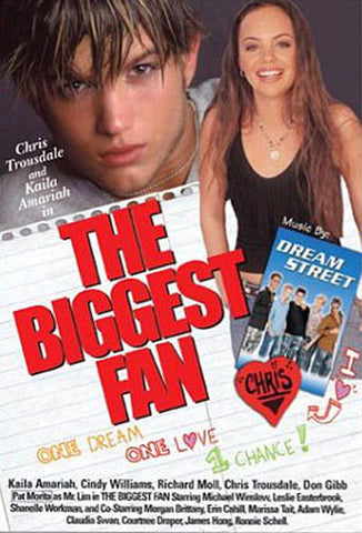 The Biggest Fan DVD Movie