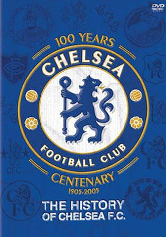 Chelsea Football Club Centenary 1905-2005 DVD Movie