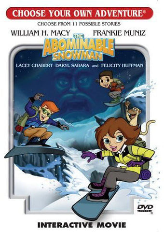 Choose Your Own Adventure 1 - The Abominable Snowman DVD Movie