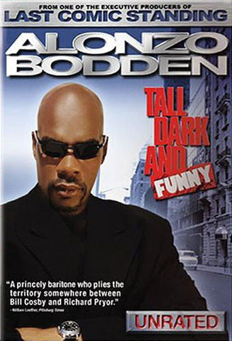 Alonzo Bodden - Tall, Dark, and Funny DVD Movie