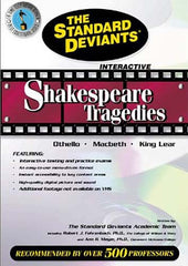 Standard Deviants - Shakespeare Tragedies - Othello, Macbeth, King Lear
