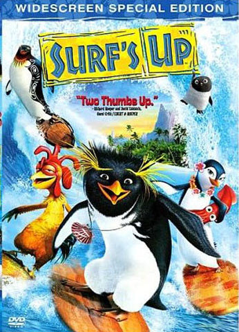 Surf s Up (Widescreen Special Edition) (Bilingual) DVD Movie