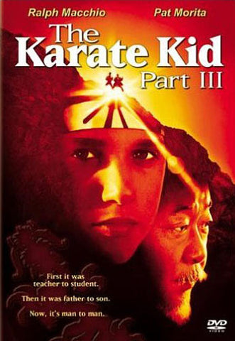 The Karate Kid Part III DVD Movie