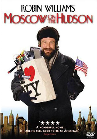 Moscow On The Hudson DVD Movie