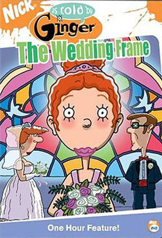 As Told by Ginger - Wedding Frame DVD Movie