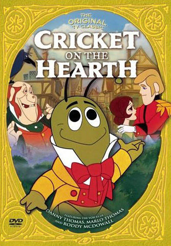 Cricket on the Hearth DVD Movie