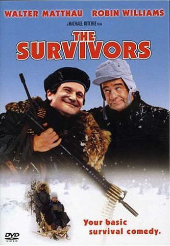 The Survivors DVD Movie