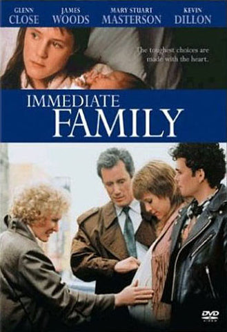 Immediate Family DVD Movie