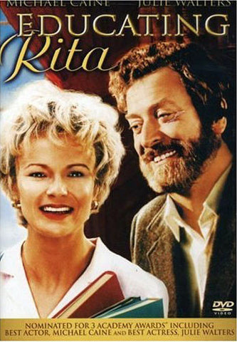 Educating Rita DVD Movie