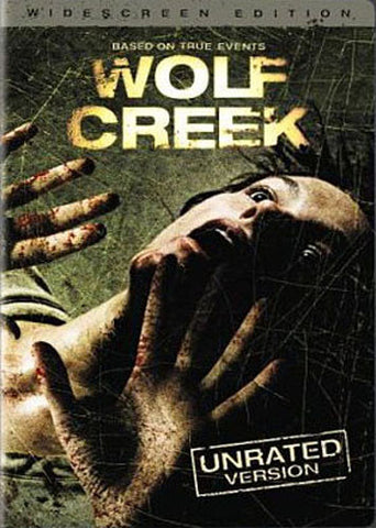 Wolf Creek (Unrated Widescreen Edition) DVD Movie