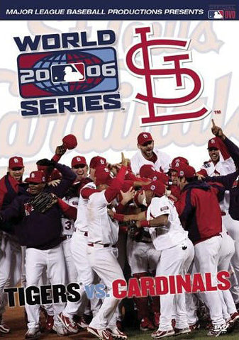 2006 World Series - Tigers vs. Cardinals DVD Movie