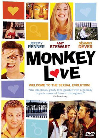 Monkey Love DVD Movie