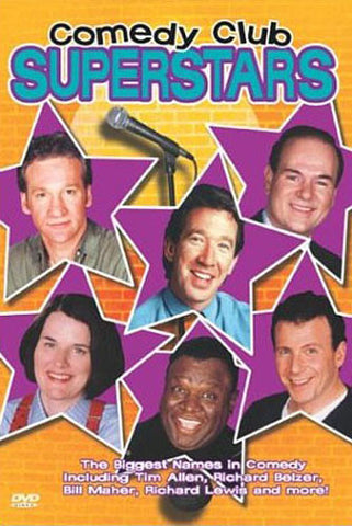 Comedy Club Superstars DVD Movie