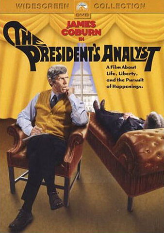 The President's Analyst DVD Movie