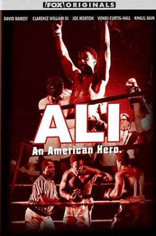 Ali: An American Hero DVD Movie