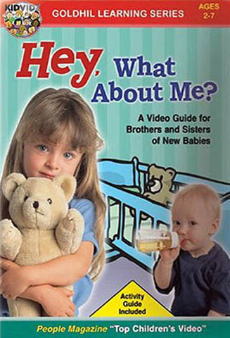 Hey, What About Me? DVD Movie