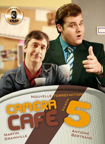 Camera Cafe - Saison 5 (Boxset) DVD Movie