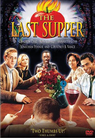 The Last Supper (Cameron Diaz) DVD Movie