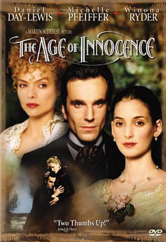 The Age of Innocence DVD Movie
