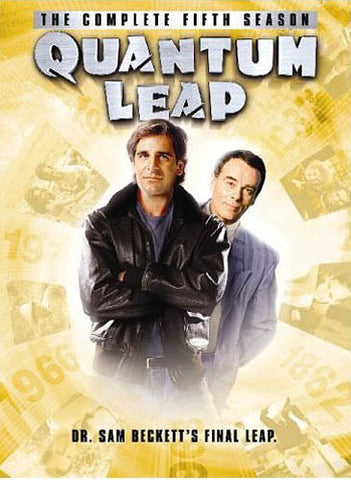 Quantum Leap - The Complete Fifth Season (Boxset) DVD Movie