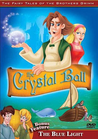 The Crystal Ball / The Blue Light - The Brothers Grimm DVD Movie