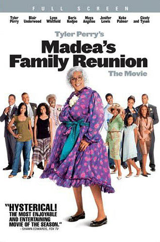Madea's Family Reunion (Full Screen Edition) DVD Movie