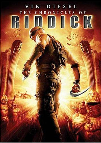 The Chronicles of Riddick (Widescreen) DVD Movie