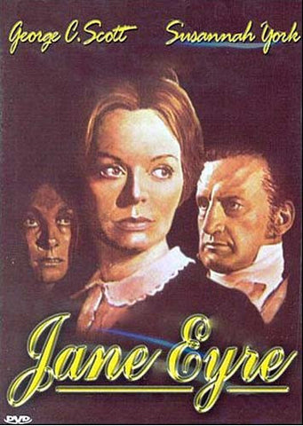 Jane Eyre (George C. Scott) (Brown Cover) DVD Movie