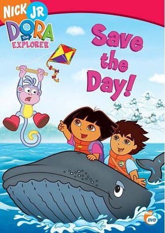 Dora The Explorer - Save the Day! DVD Movie