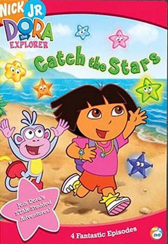 Dora the Explorer - Catch the Stars DVD Movie