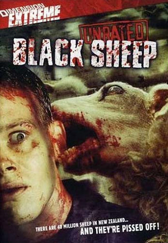 Black Sheep (Unrated) DVD Movie