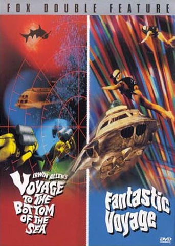 Voyage to the Bottom of the Sea / Fantastic Voyage (Double Feature) DVD Movie